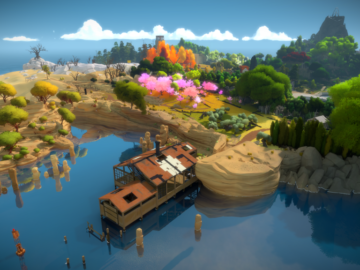 Daily Deal: The Witness Is Half Priced On HumbleBundle