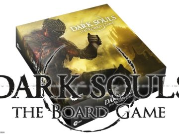 Steamforged Games Dark Souls Board Game Kickstarter Campaign Launches