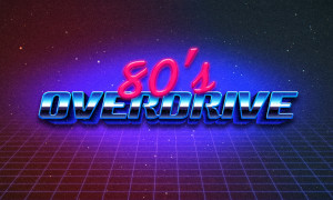 Racing Game 80's Overdrive Coming to 3DS eShop