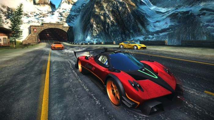Top Best Ios Racing Games