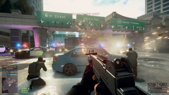 Battlefield Hardline Beta heads to all platforms this Fall 60FPS Multiplayer trailer 700x394 Xbox 360 Four (PS4) Hacking along with Modding Online community... PS4 Hacks, Mods, Home brew