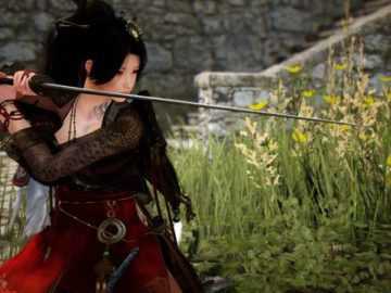 Black Desert Online To Add Musa And Maehwa Classes Next Week