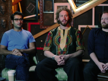 Watch TJ Miller & Kumail Nanjiani Attempt Dark Souls III
