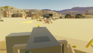 RocketWerkz Unveils Latest Video Game Out of Ammo