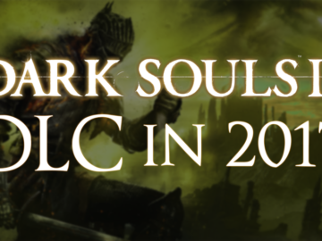 Second Dark Souls III DLC Arrives 2017