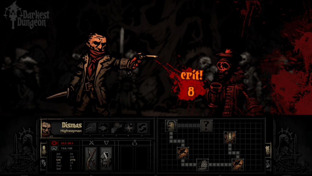 entrega rápida ahorros fantásticos lindo barato Darkest Dungeon Update 1.07 Adds Radiant Mode, Renames New ...