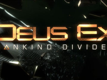 Deus Ex: Mankind Divided 101 Trailer is Now Out
