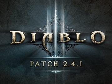 Diablo III Patch 2.4.1.36595 Now Live with New Buffs and Bug Fixes