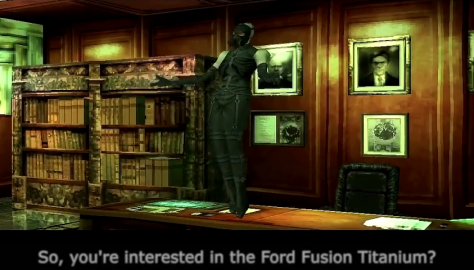 Ford Metal Gear