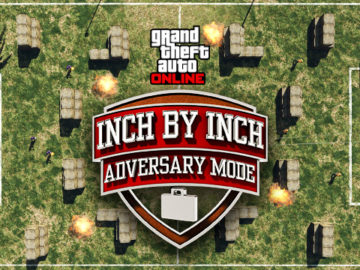 Rockstar Introduces Inch By Inch Mode In Grand Theft Auto Online