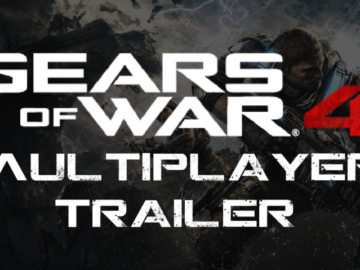 New Gears of War 4 Multiplayer Trailer