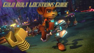 Ratchet & Clank Gold Bolt Locations Guide