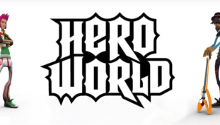 "Cancelled Guitar Hero MMO ""Hero World"" Revealed"