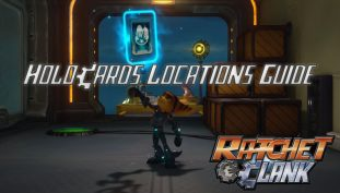 Ratchet & Clank RYNO Holocards Location Guide