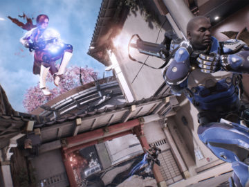 LawBreakers Is Coming to PS4; Will Be Optimized For PS4 Pro