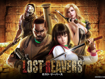 Lost Reavers Enters Open Beta For Wii U