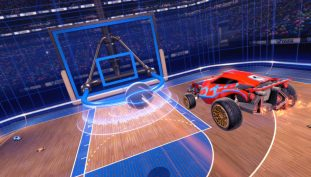 Rocket League's Hoops DLC Will Be Out Next Week