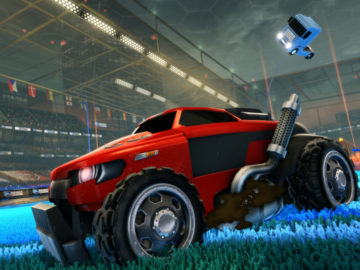Rocket League Update 1.20 Fixes Reported Issues; Neo Tokyo Problems Still Remain