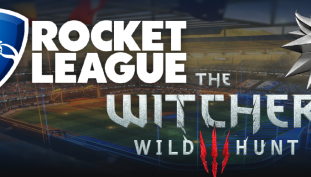 Get Witcher Themed DLC in Rocket League