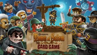 Town of Salem Card Game on Kickstarter