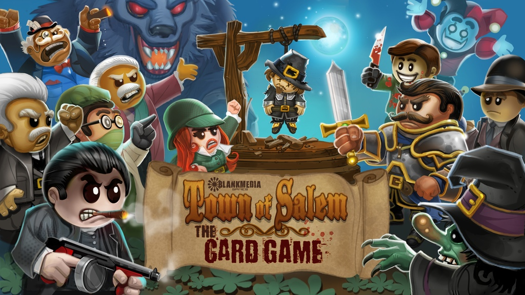 card game town of salem