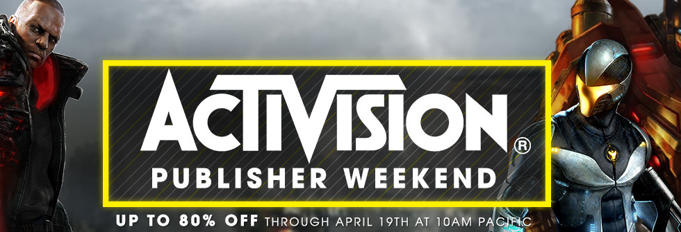 activision publisher weekend