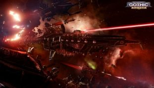 Battlefleet Gothic: Armada Trailer Reveals The Powerful Eldar Fleet