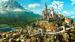 New Screenshots for Witcher 3 Blood and Wine