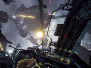 VR Game EVE: Valkyrie Will Support Cross-Platform Play