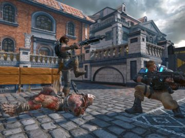 The Coalition Talks Gears Of War 4 Multiplayer And eSports