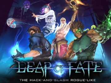 Leap of Fate Review: So Many Cyberpunk Deaths