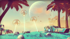 First Leaked Gameplay Footage For No Man's Sky
