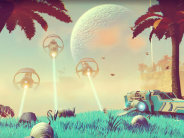 Hello Games Explains No Man's Sky E3 Disappearance