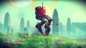It Will Take You About Two Weeks to Walk Across a Planet in No Man's Sky But Someone Has Already Done It