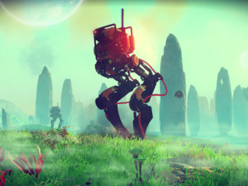 No Man's Sky Experimental Update Improves Loading Times and Focuses Heavily on Visual Improvements