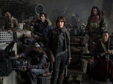 Star Wars Rogue One Teaser Trailer Reveals A Badass Rebel Spy And Different Tone