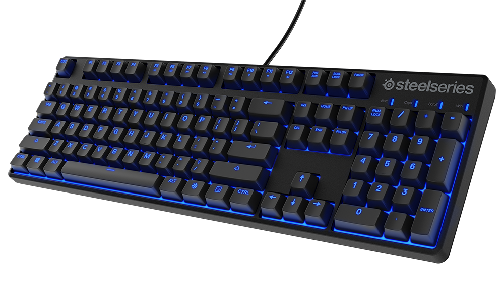 steelseries keyboard