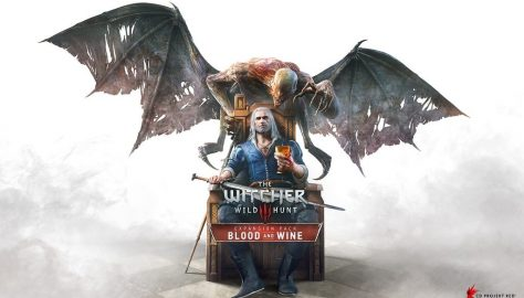 Blood and Wine DLC For Witcher 3 Gets New Cover Art