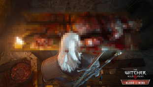 The Witcher 3: Blood & Wine's Latest Screenshot Looks Gory As Hell