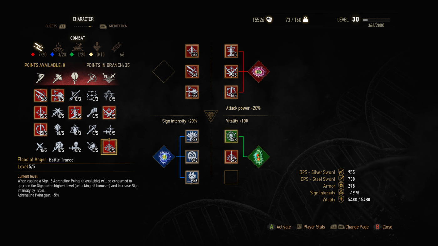 Screenshots Of The Witcher 3 Blood And Wine Dlc Showcase New Ui And
