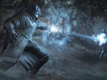 Dark Souls 3 Developer From Software Is Making A PlayStation VR Game