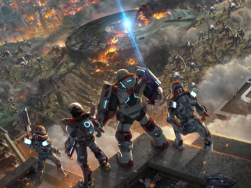 "Alienation Review: ""A toast, to the end of the world."""