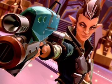 Battleborn Review: A New Take On MOBA