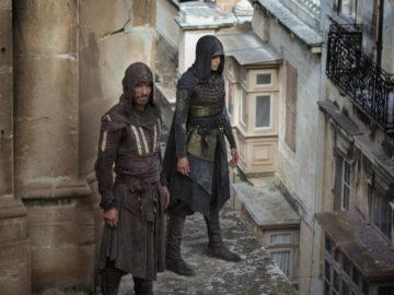 Assassin's Creed Movie Runs For 120 Minutes