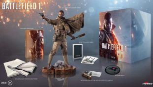 Battlefield 1 Amazon Exclusive Collector's Edition Revealed