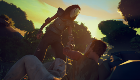 Absolver - Screen 3