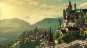 Explore Toussiant in the New Developer Diary for Witcher 3 Blood and Wine