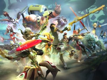Battleborn Price Drop As Overwatch Launches