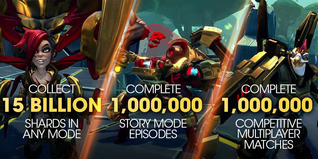 On xbox one ps4 amp pc shift into the world of battleborn and get free