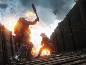 New Battlefield 1 Video Showcases Weapons